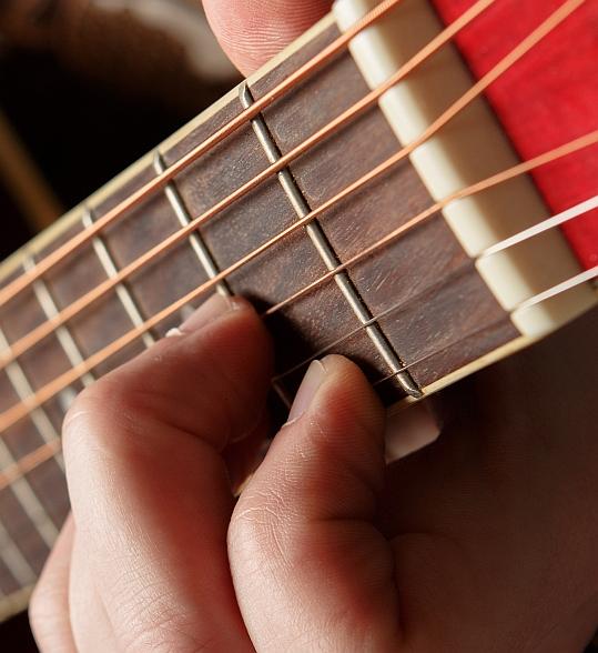 Песни с аккордами для шестиструнной гитар
